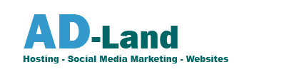 Web Hosting,Social Media, Websites by AD-Land